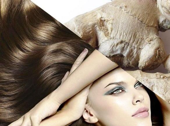 Mască cosmetică cu ghimbir pentru păr, Foto: poradnica.com