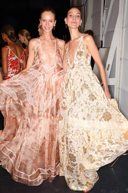 Moda în acest an, rochii Altuzarra, Foto: vogue.co.uk