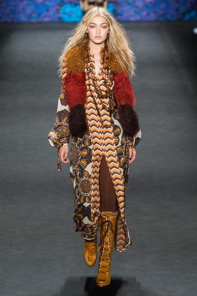 Moda Ann Sui, stilul hippie, Foto: stylebistro.com