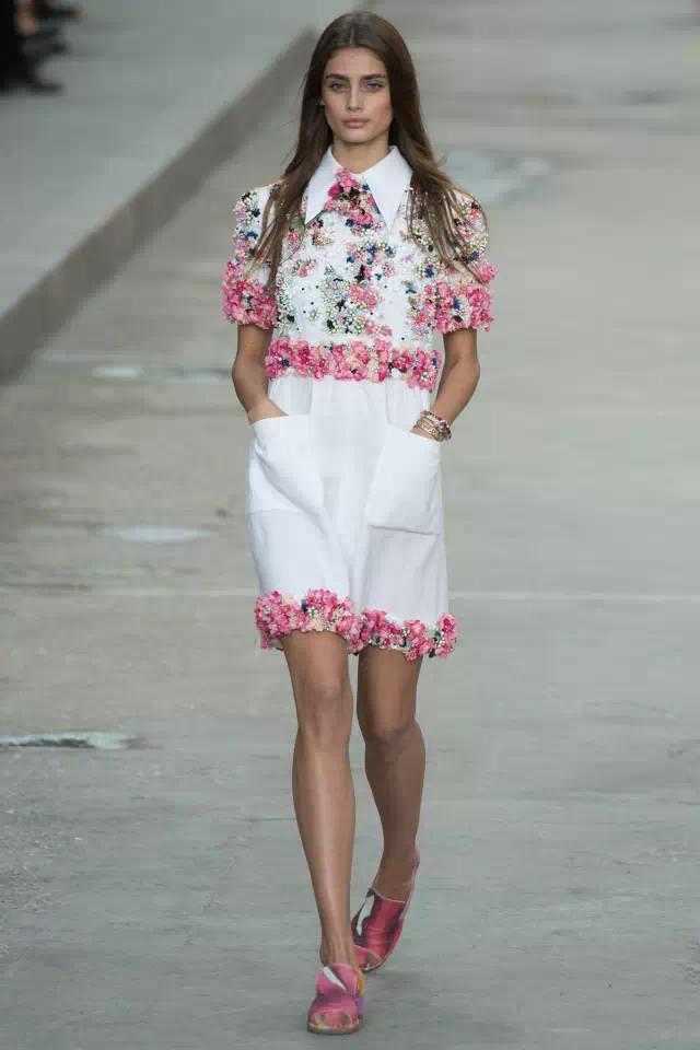 Moda Chanel în anul 2015, Foto: bbs.onlylady.com
