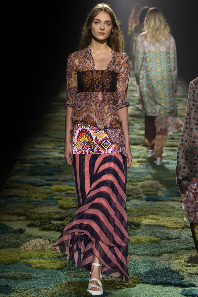 Moda Dries Van Noten, Foto: style.com