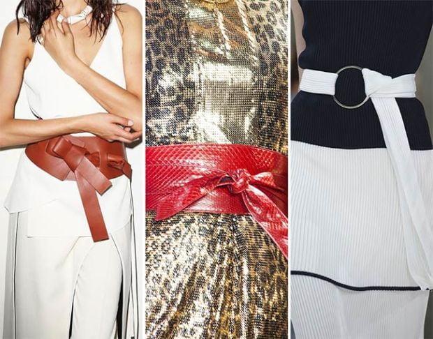 Moda la curele în acest an, Foto: fashionisers.com