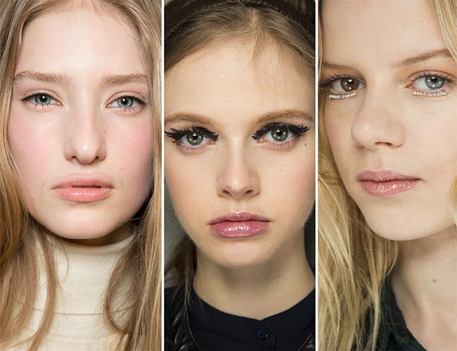 Noi tendințe de make-up în toamna-iarna anului 2015-2016, Foto: fashionisers.com