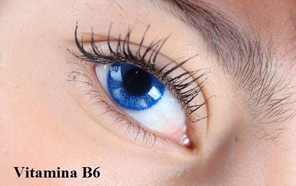 Suplimentele de vitamina B6 sunt benefice pentru menținerea sănătății ochilor, Foto: healthtap.com