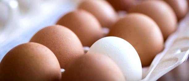 Ouăle sunt o sursă de vitamina B5