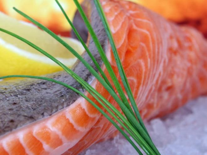 Pește bogat în acizi grași Omega-3, Foto: chefsculinar-export.com