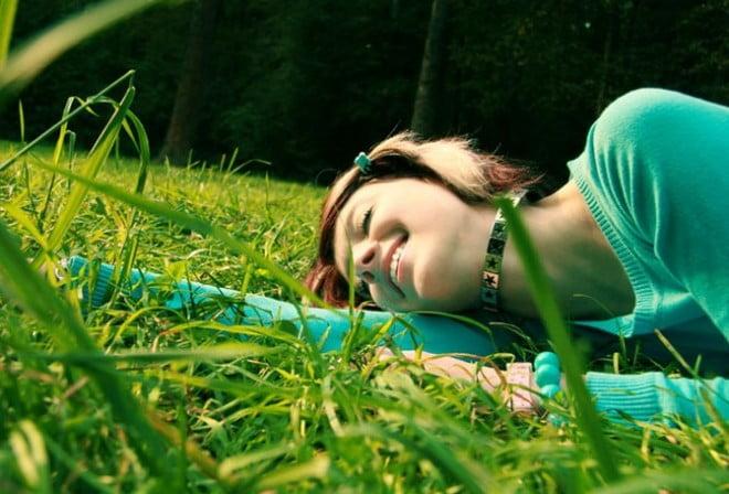 Petrece zilele de weekend în natură, Foto: liveinternet.ru