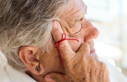 Pierderea memoriei la persoanele în vârstă, Foto: seniors.lovetoknow.com