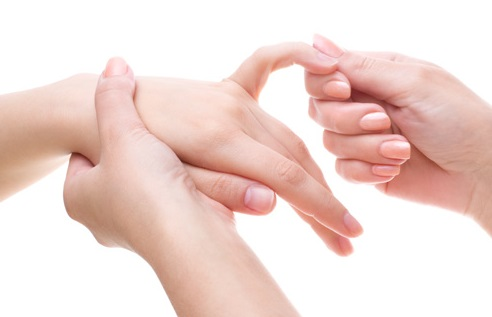 Reflexologie aplicată la degete și unghii, Foto: elena-zotova.ru