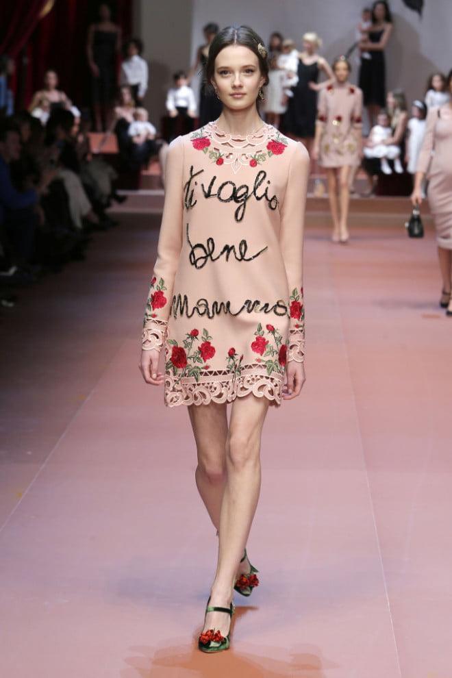 Rochie Dolce&Gabbana, Foto: soperlage.com