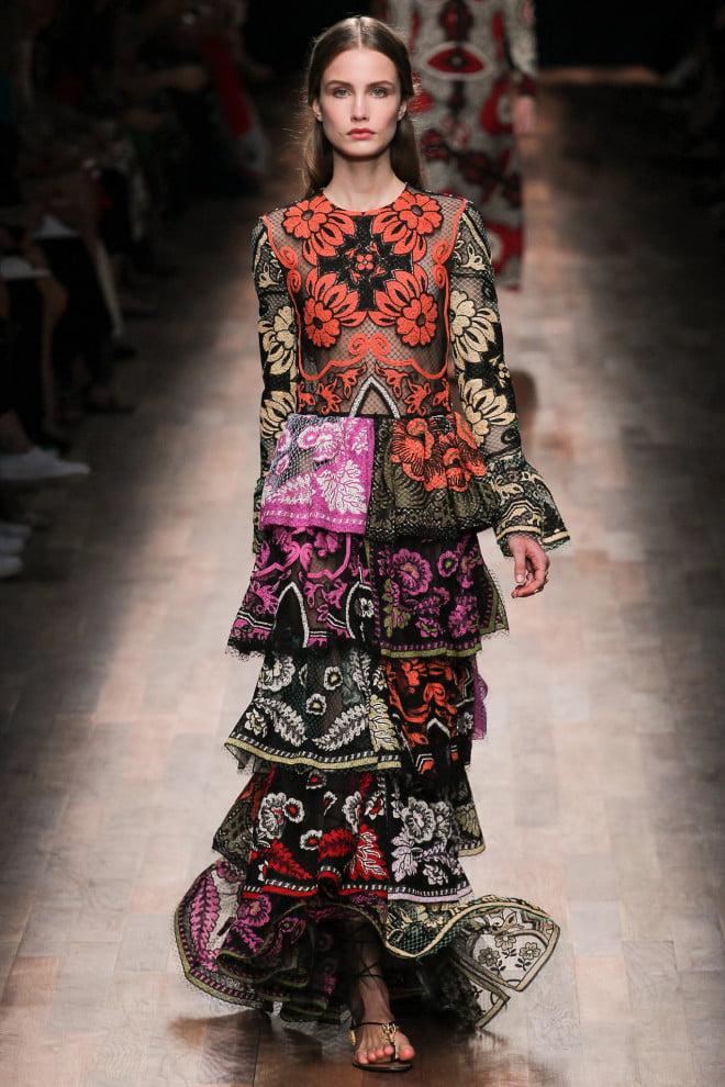Rochie Valentino, Foto: style.com