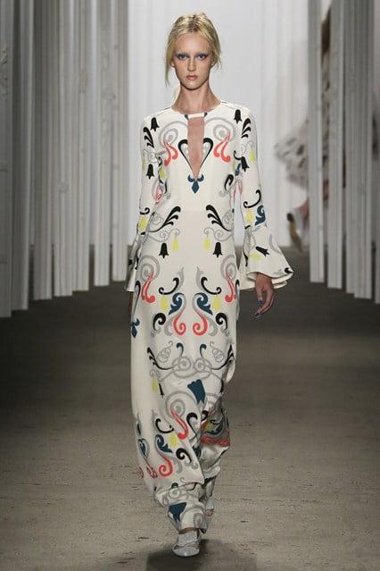 Rochie elegantă la modă în această vară, Foto: vogue.co.uk