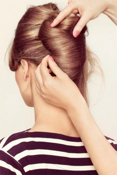 Se prinde părul în coc, Foto: elle.dk