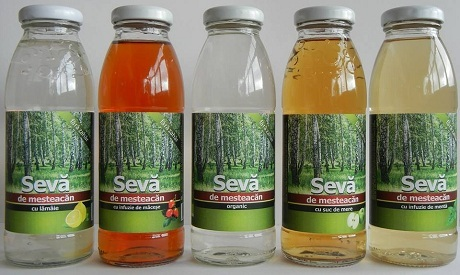 Seva de mesteacăn - băutură naturală, Foto: agrointel.ro