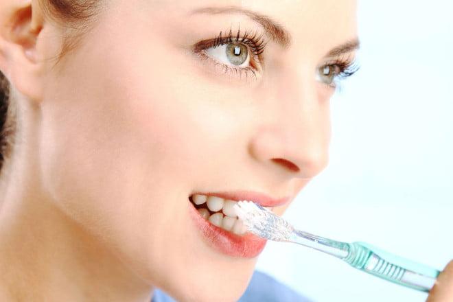 Spălatul pe dinți, Foto: hochu.ua