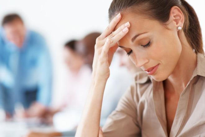 Stresul extrem poate cauza cefalee repetitivă sau nevralgie migrenoasă, Foto: 350sav.fotomaps.ru