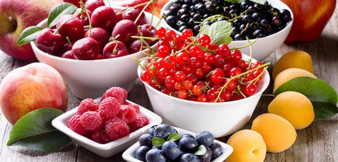 Substanțele bioflavonoide se găsesc în fructe și au proprietăți benefice pentru ochi, Foto: exquisa.de