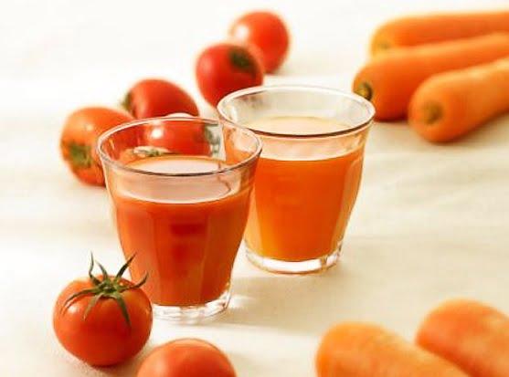 Suc de morcovi și roșii, Foto: mcp-ads.com