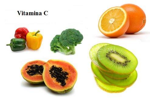 Surse de vitamina C, Foto: cosmetology-info.ru