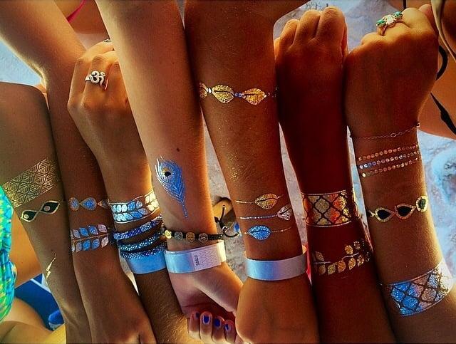 Tatuaje elegante, Foto: rouelledesigns.tumblr.com