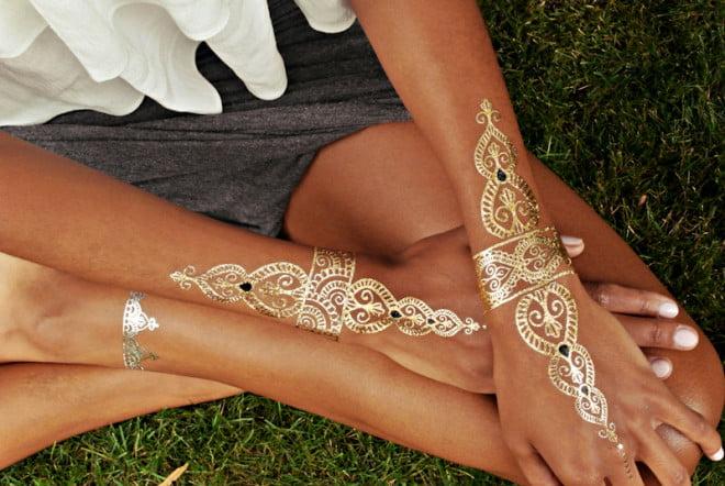 Tatuaje moderne în această vară, Foto: gliks.com