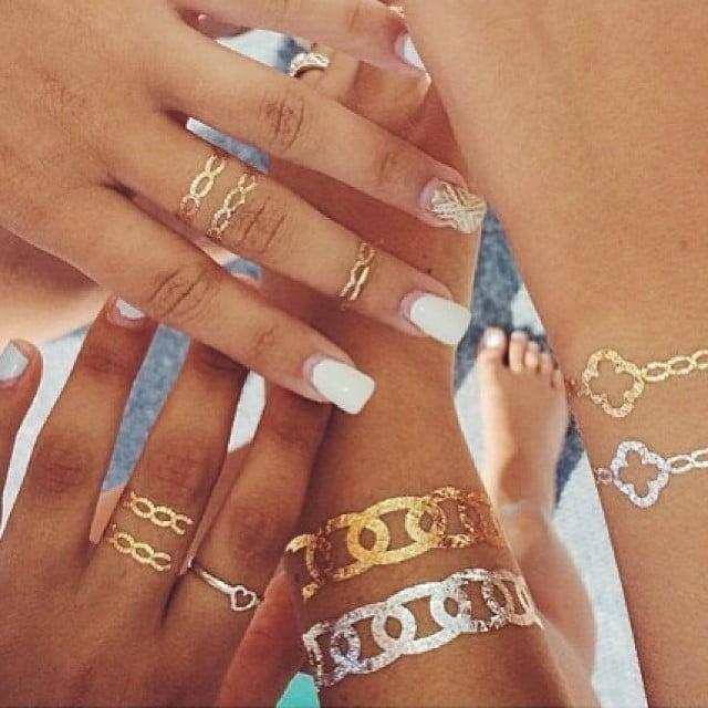 Tatuaje pentru mâini, Foto: jadu.ro