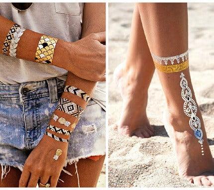Tatuaje perfecte pentru vară, Foto: glamour.it
