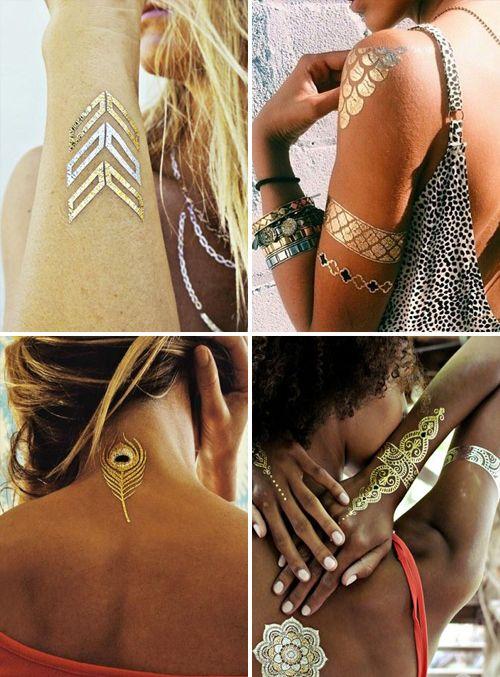 Tatuaje temporare 2015, Foto: modagoda.com