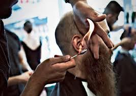 Tunsoare cu flacăra la bărbați, Foto: pixgood.com