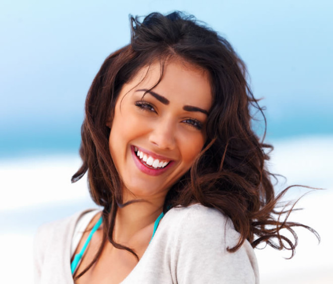 Zâmbetul te face să arăți mai tânără și mai frumoasă, Foto: imgarcade.com