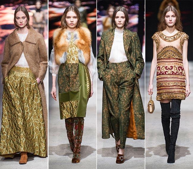 Colecția Alberta Ferretti, Foto: fashionisers.com