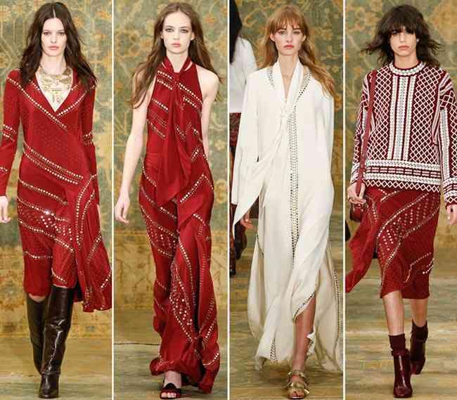 Colecția de modă Tory Burch, Foto: bestcelebritystyle.com