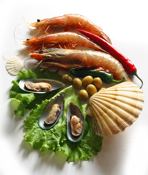 Fructe de mare, Foto: 01dieta.blogspot.ro