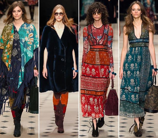 Moda Burberry Prorsum, Foto: fashionisers.com