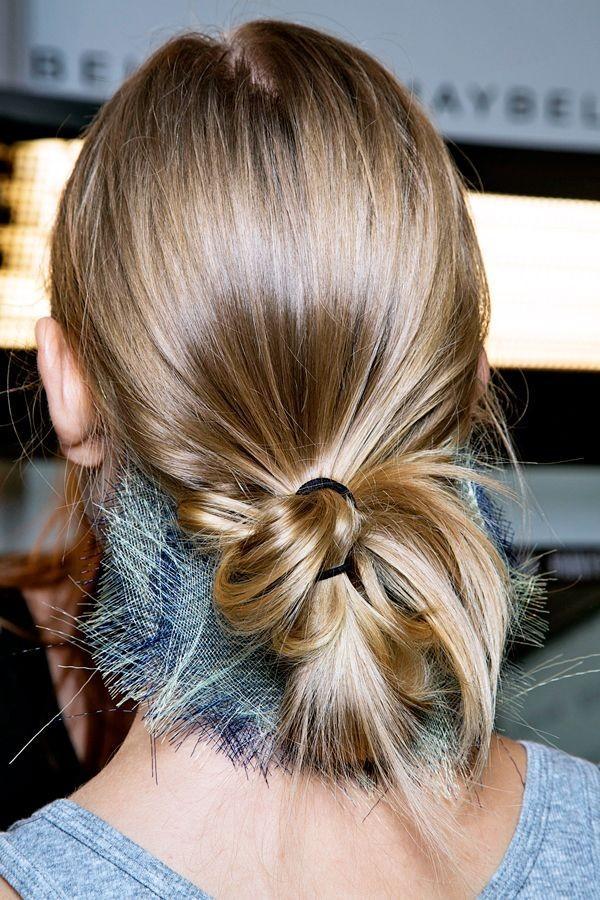 Mod de prindere a părului cu elastic, Foto: doisong-phapluat.com