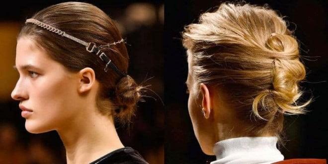 Moduri interesante de a prinde părul în coc, Foto: plus.google.com