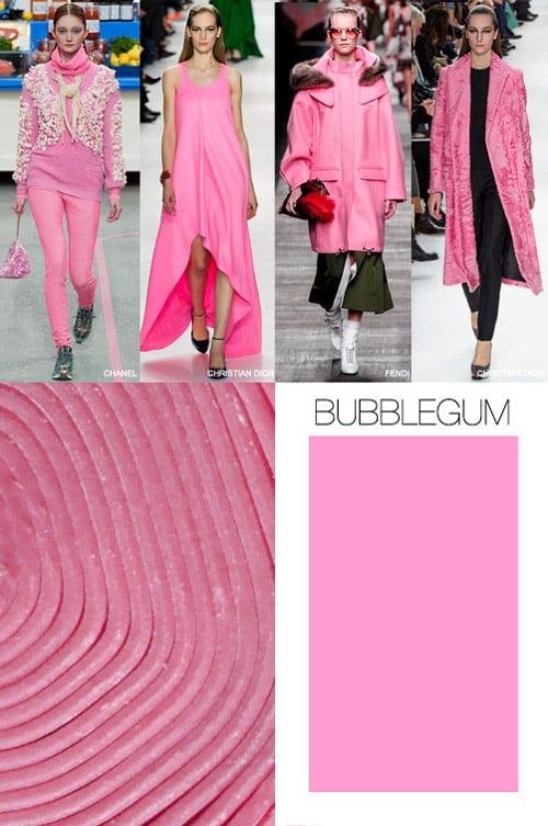 Rozul este o culoare pentru toamna-iarna 2015-2016, Foto: 1-moda.com