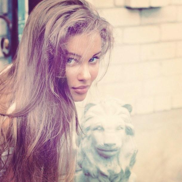 Coafură de pe instagram, Foto: rateinstagramgirls.com