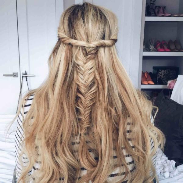 Coafură pentru păr lung, Foto: shape.gr