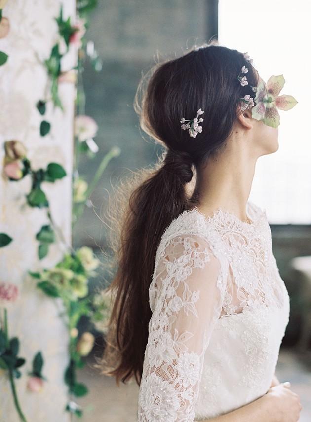 Coafură romantică, Foto: weddbook.com