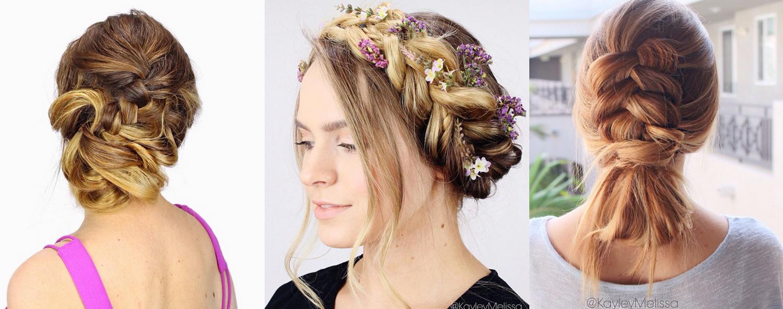 Coafuri elegante, Foto: blog.headband.fr