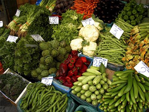 Fructe și legume, Foto: socializ.fr
