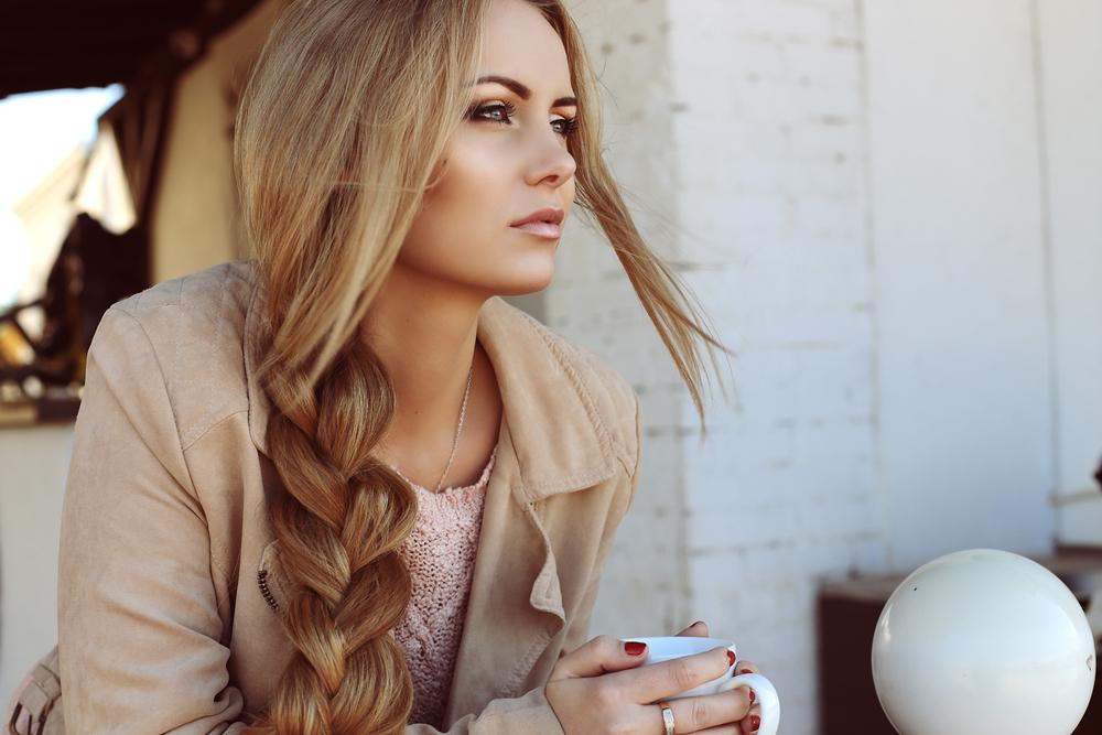 O impletitură chic a părului, Foto: perfecte.ro