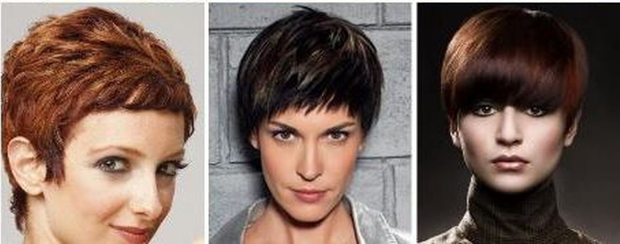 Coafuri pentru păr scurt, Foto: modniepricheski2015.ru