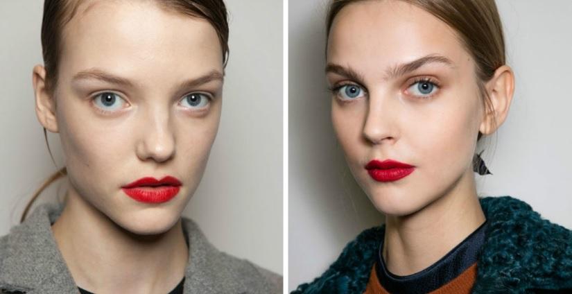 Buze roșii, Foto: xbeauty.se