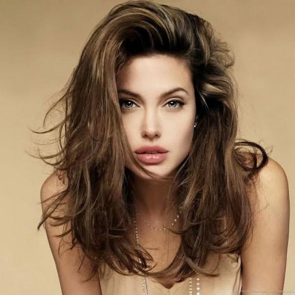 Angelina Jolie, Foto: hairstyles.pinnected.com