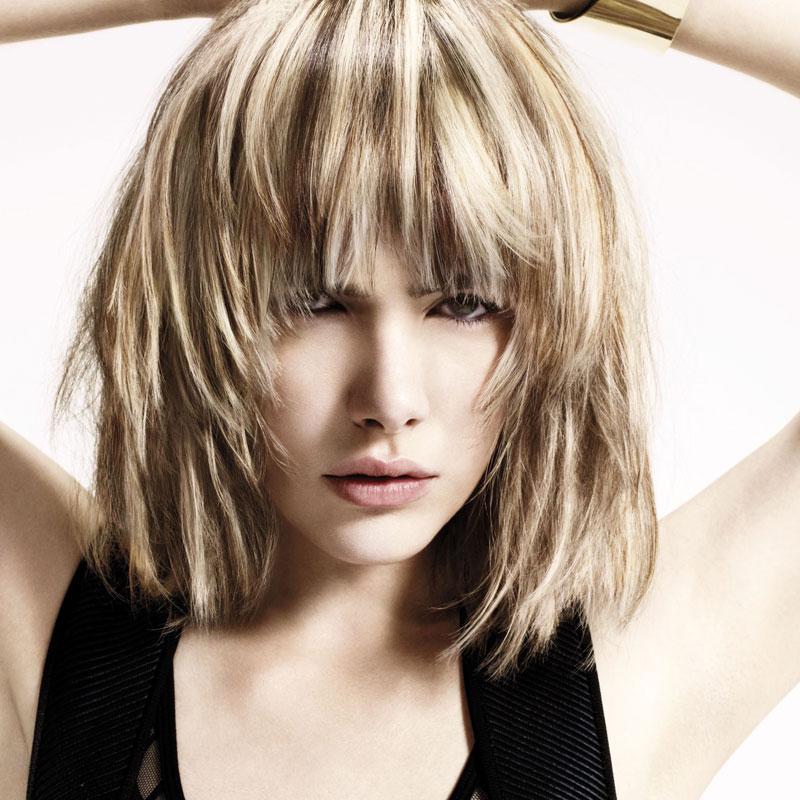 Coafură modernă, Foto: runwaysalon.com