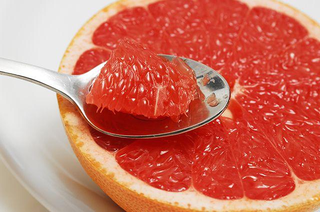 Grapefruit ca desert, Foto: aif.ru