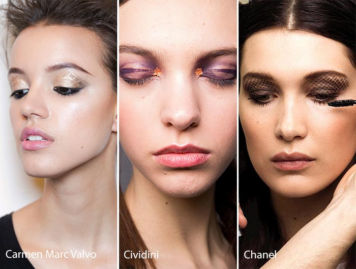 Tendințe de make-up 201-2017, Foto: fashionisers.com