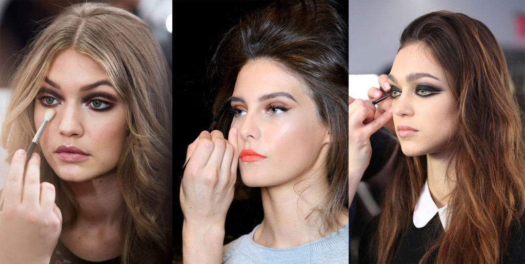 Tendințe de make-up, Foto: blueside.kz